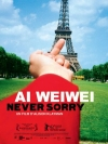 Ai wei : never sorry