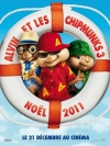 Alvin and the chipmunks 3 - 3d