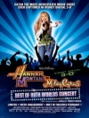 Hannah montana et miley cyrus : le film concert evenement en 3d