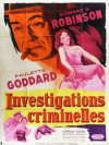 Investigations criminelles