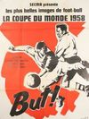 La coupe du monde de foot 1958