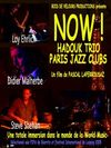 Now ! hadouk trio paris jazz clubs
