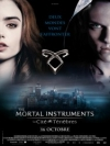 The mortal instruments : la cite des tenebres